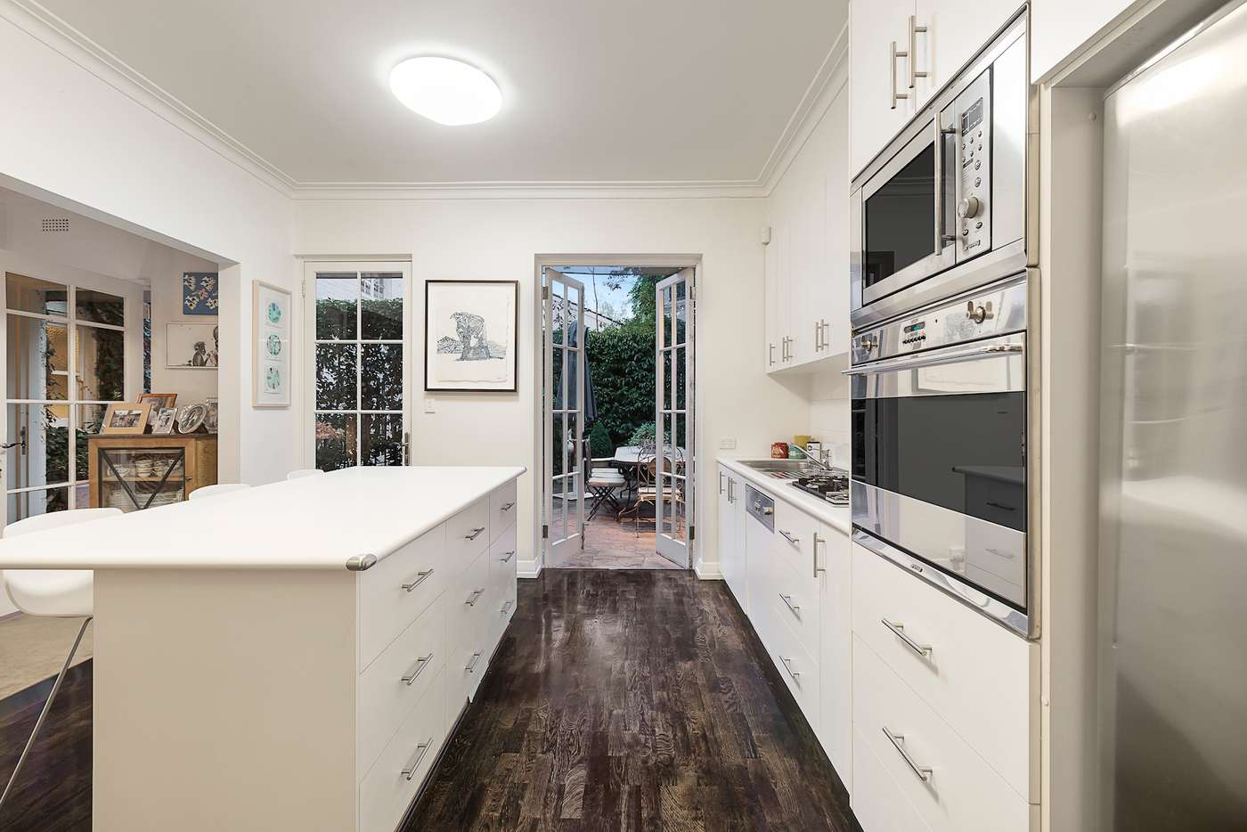Sixth view of Homely house listing, Residence 2/4 St Georges Court, Toorak VIC 3142