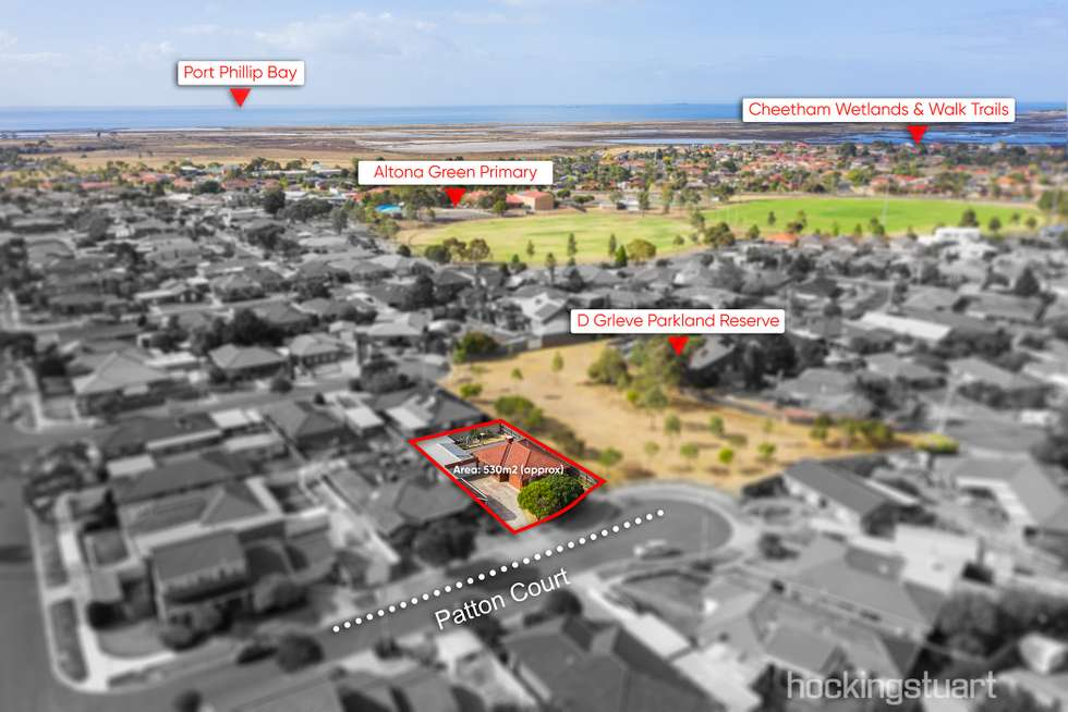 Third view of Homely house listing, 2 Patton Court, Altona Meadows VIC 3028