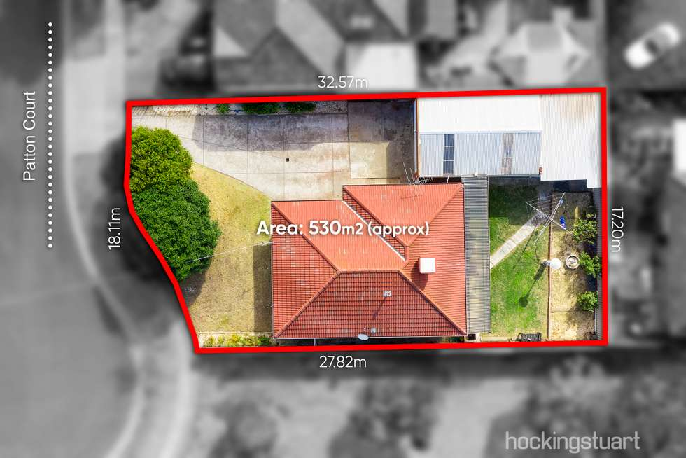 Fourth view of Homely house listing, 2 Patton Court, Altona Meadows VIC 3028