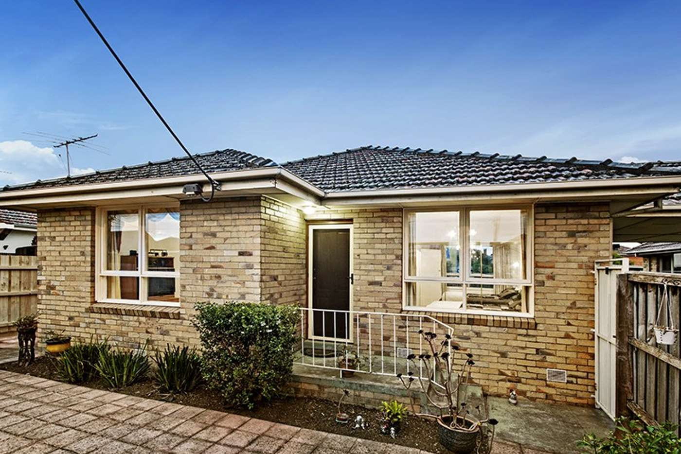 Main view of Homely unit listing, 1/448 Bell Street, Pascoe Vale South VIC 3044