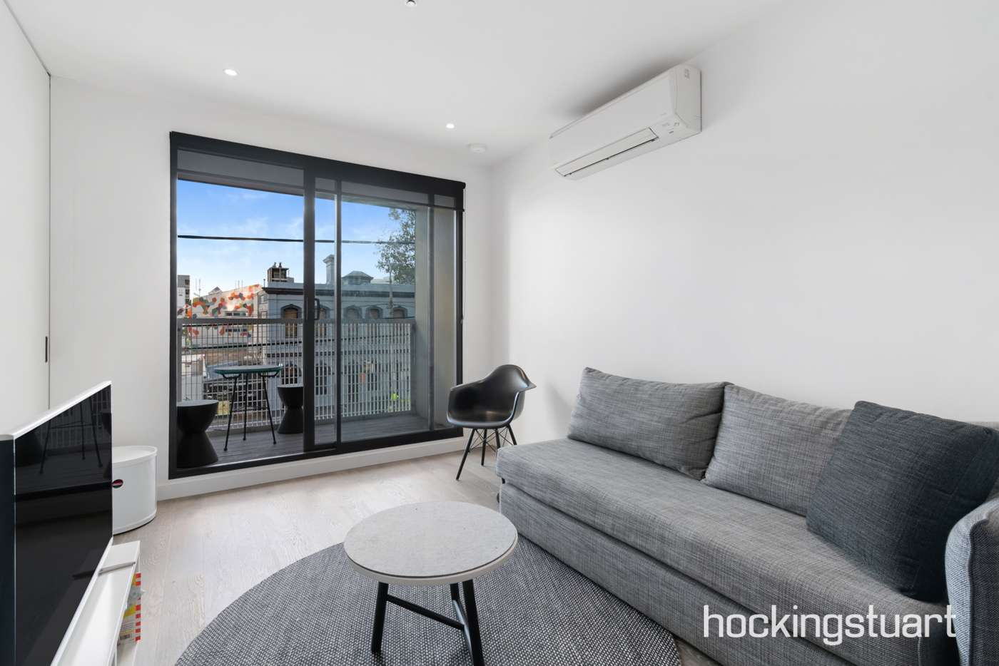Main view of Homely apartment listing, 101/518 Swanston Street, Carlton VIC 3053