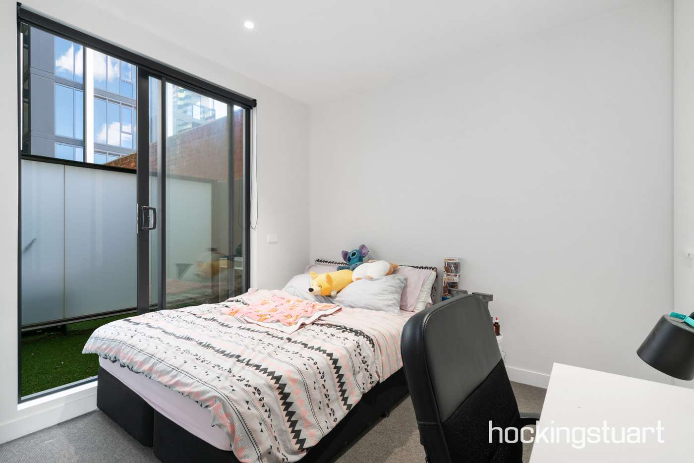 Fifth view of Homely apartment listing, 101/518 Swanston Street, Carlton VIC 3053