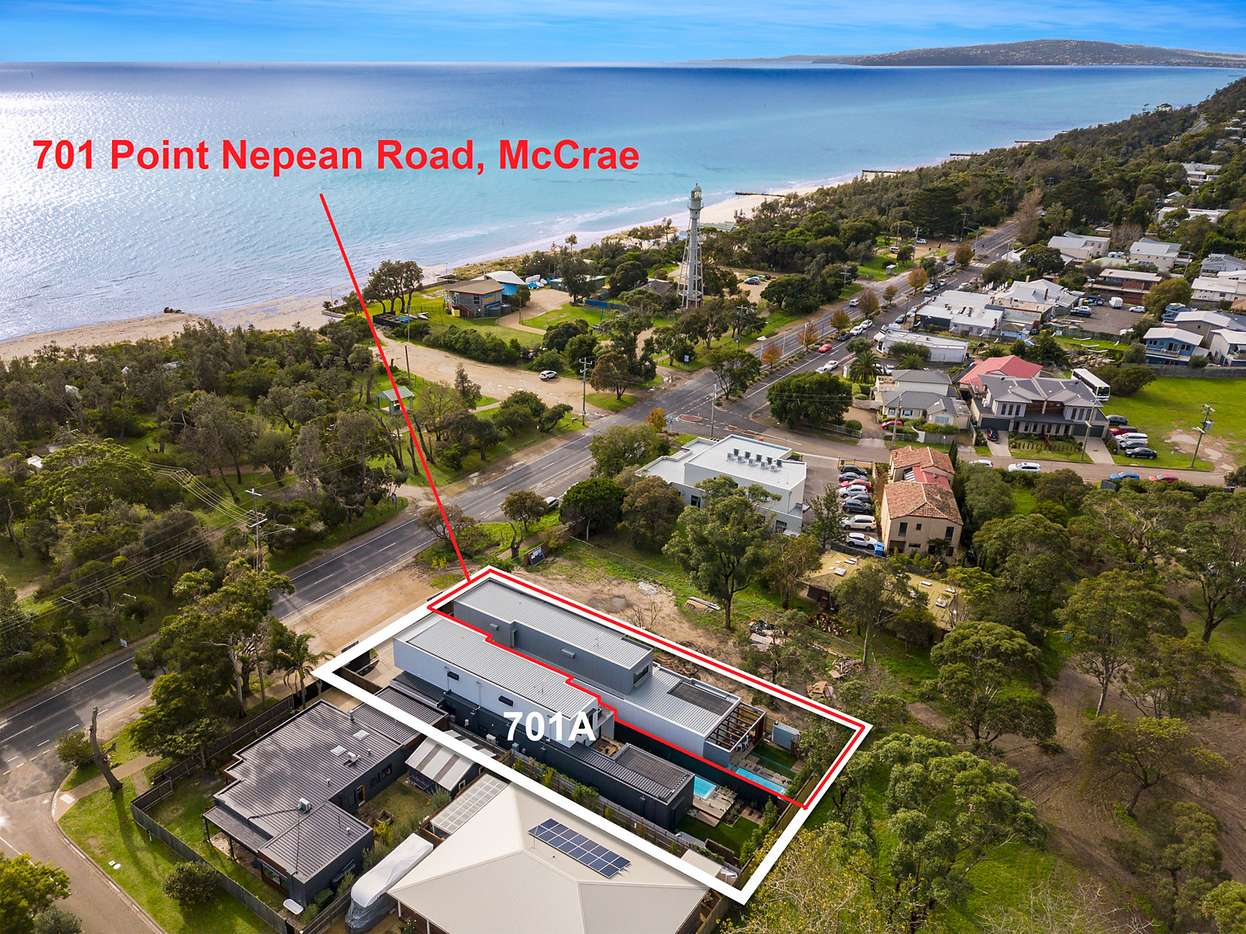 Main view of Homely house listing, 701 Point Nepean Road, Mccrae, VIC 3938