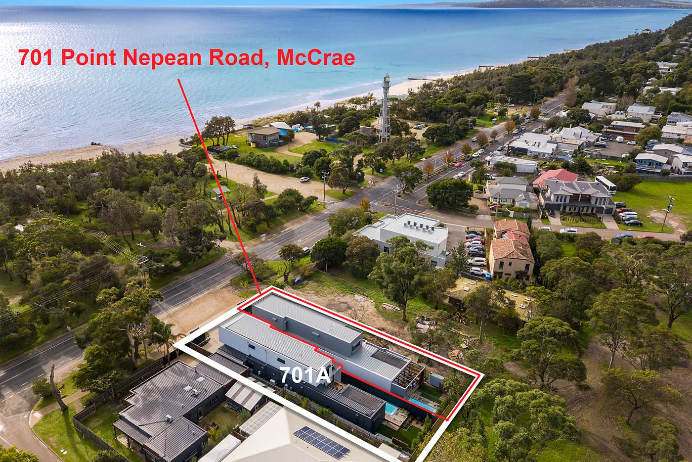 Main view of Homely house listing, 701 Point Nepean Road, Mccrae VIC 3938