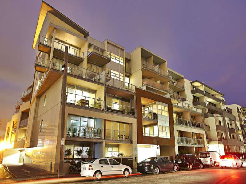 Main view of Homely apartment listing, 314/54 Nott Street, Port Melbourne, VIC 3207