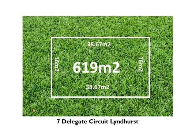 7 Delegate Circuit, Lyndhurst VIC 3975