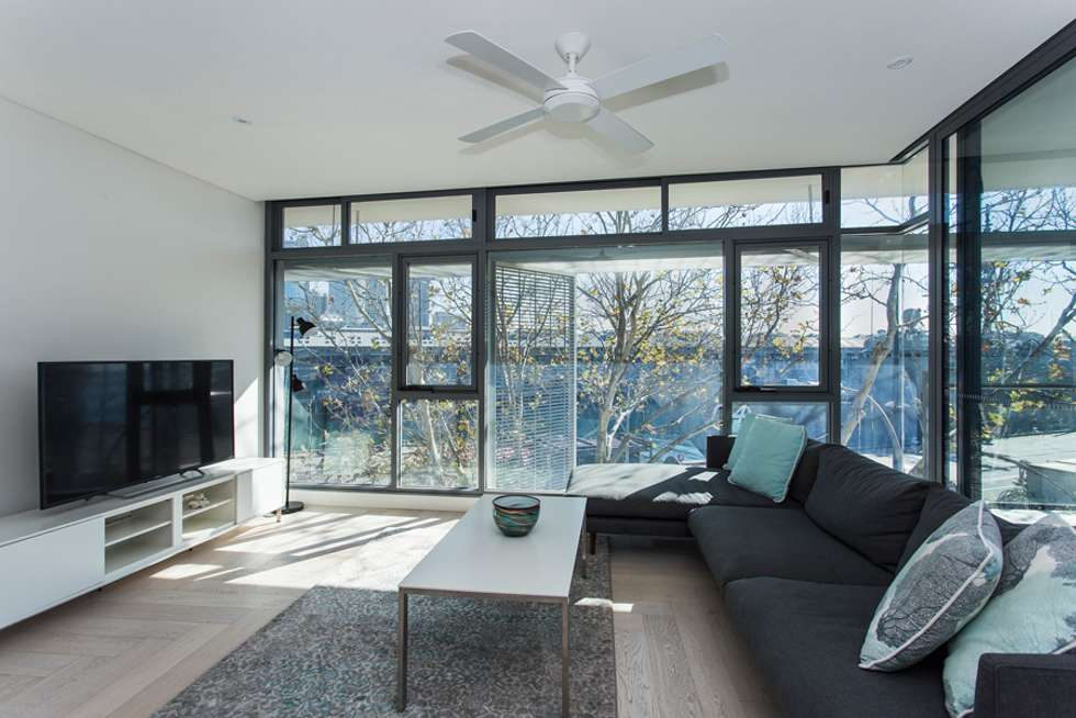 Second view of Homely apartment listing, 304/65 Cowper Wharf Roadway, Woolloomooloo NSW 2011