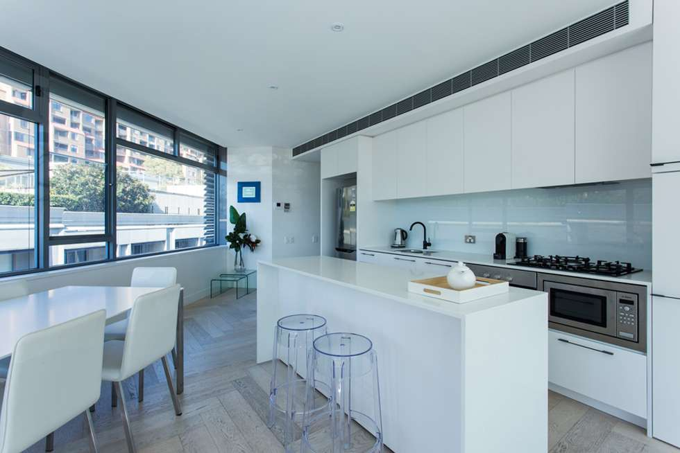 Third view of Homely apartment listing, 304/65 Cowper Wharf Roadway, Woolloomooloo NSW 2011