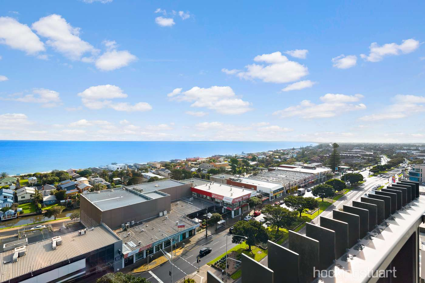Main view of Homely apartment listing, 906/435 Nepean Highway, Frankston VIC 3199