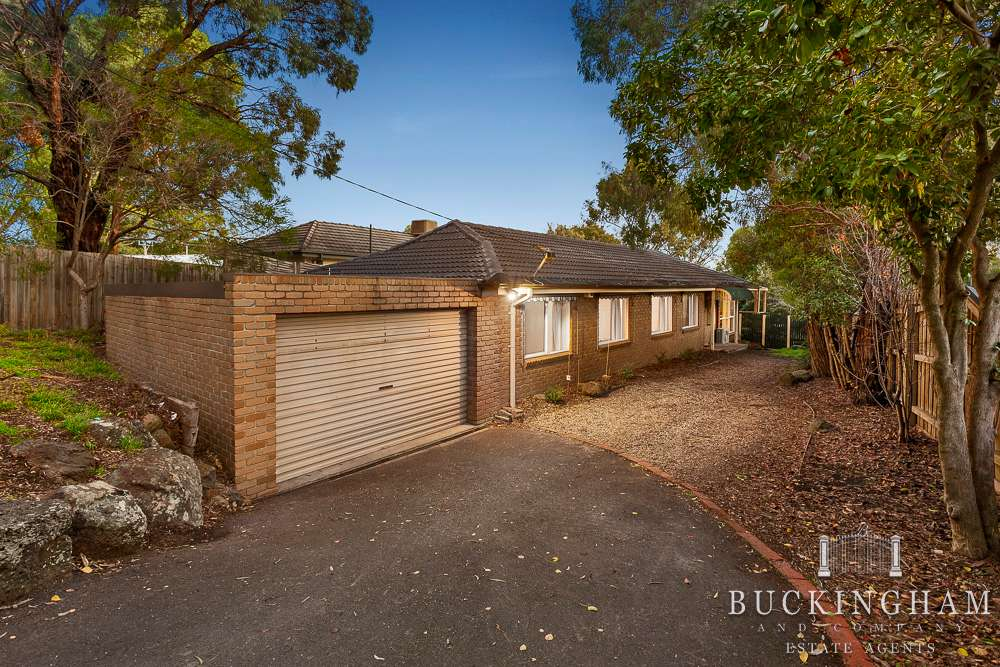 Main view of Homely house listing, 98 Buena Vista Drive, Montmorency, VIC 3094