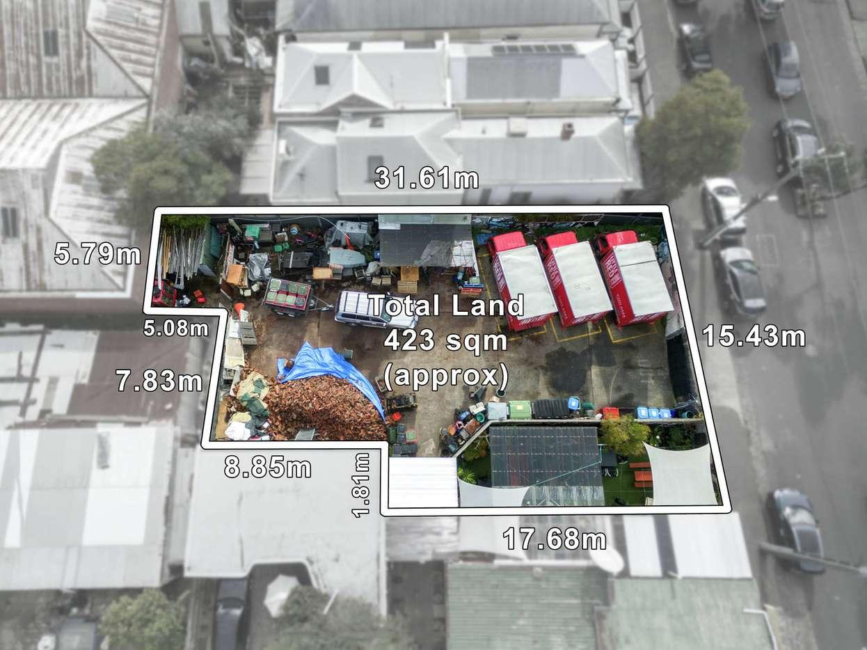 Main view of Homely  listing, Lot 2/27 Weston Street, Brunswick, VIC 3056