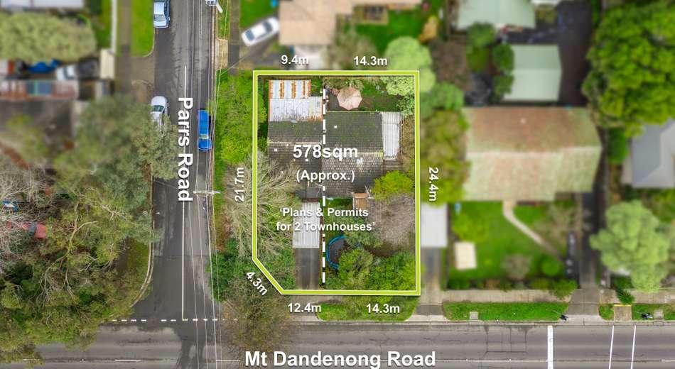 370A & B Mt Dandenong Road, Croydon VIC 3136