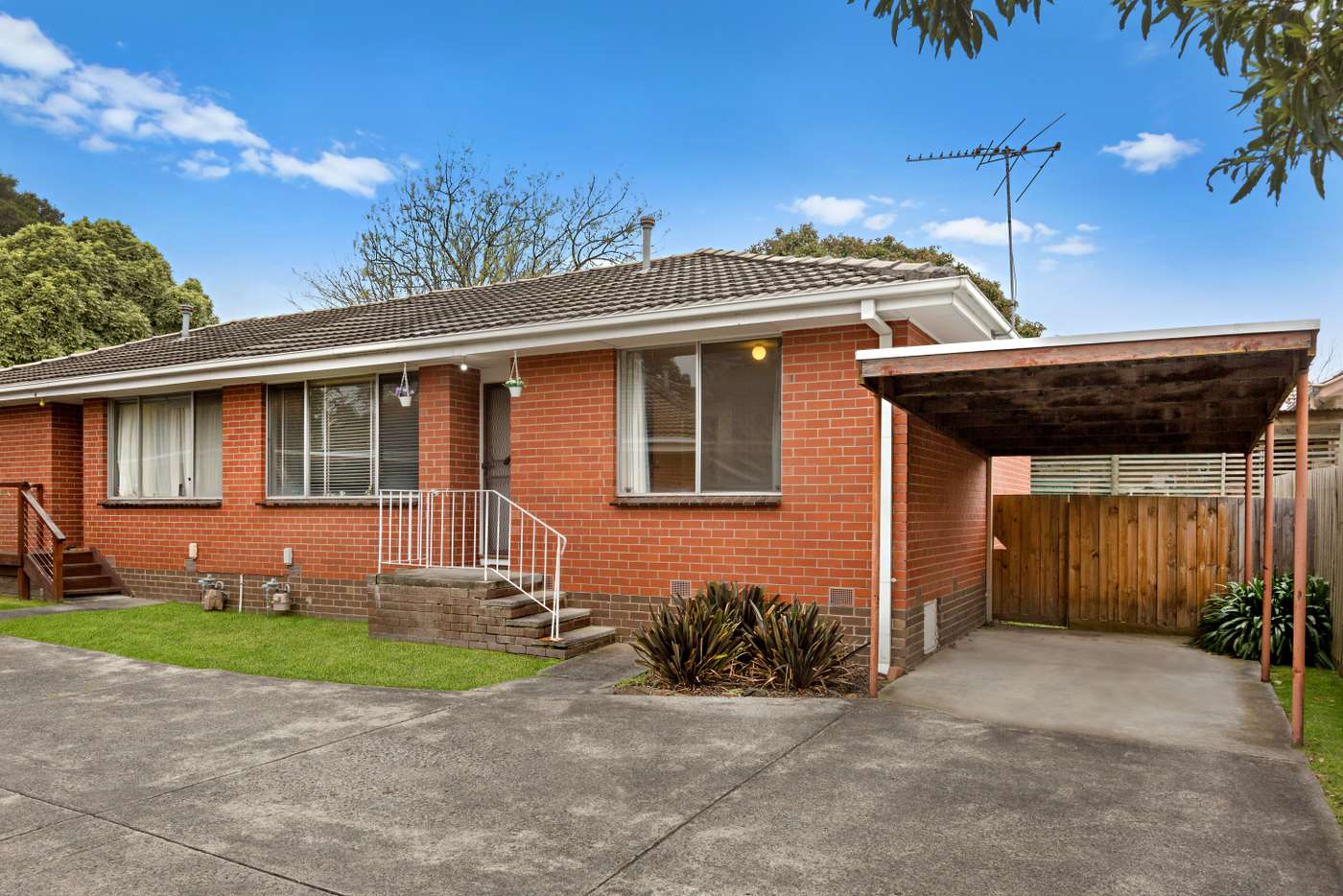 Main view of Homely unit listing, 3/8 Lording Street, Ferntree Gully VIC 3156
