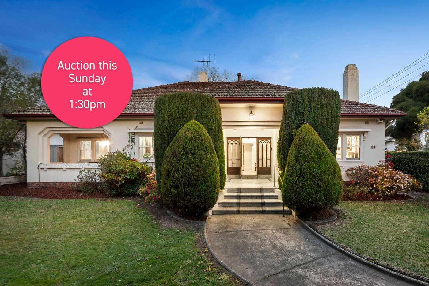 Main view of Homely house listing, 21 Balaclava Road, St Kilda East VIC 3183