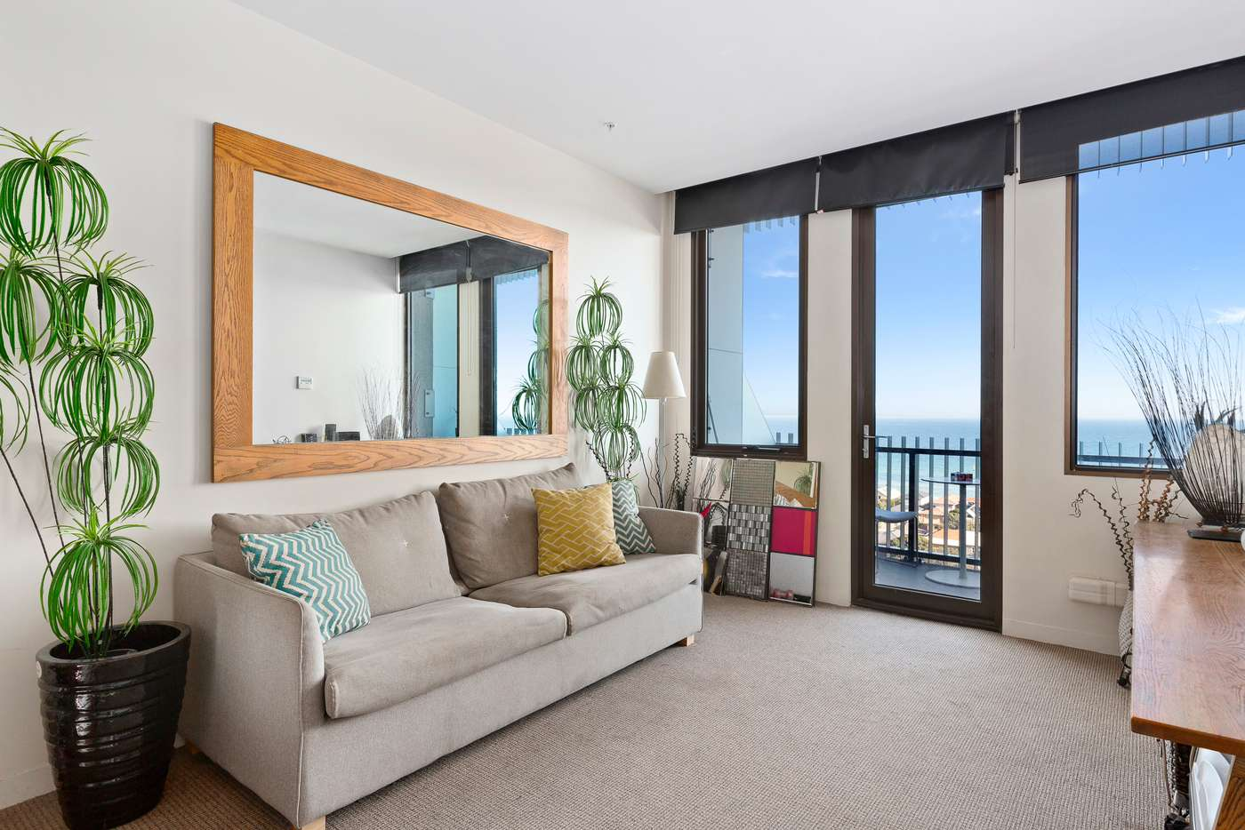 Main view of Homely apartment listing, 804/435 Nepean Highway, Frankston VIC 3199