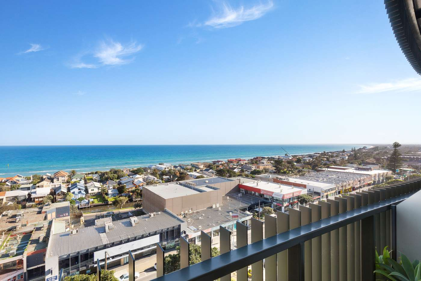 Sixth view of Homely apartment listing, 804/435 Nepean Highway, Frankston VIC 3199