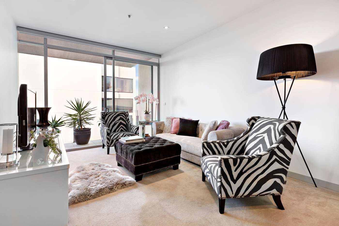 Main view of Homely apartment listing, 905/1 Roy Street, Melbourne VIC 3004