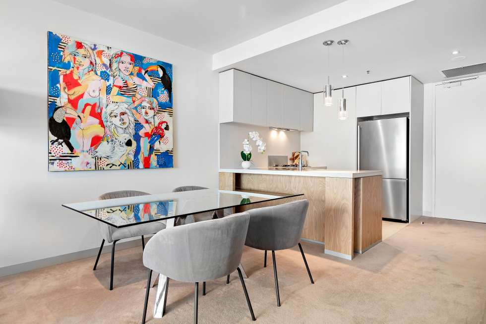Second view of Homely apartment listing, 905/1 Roy Street, Melbourne VIC 3004