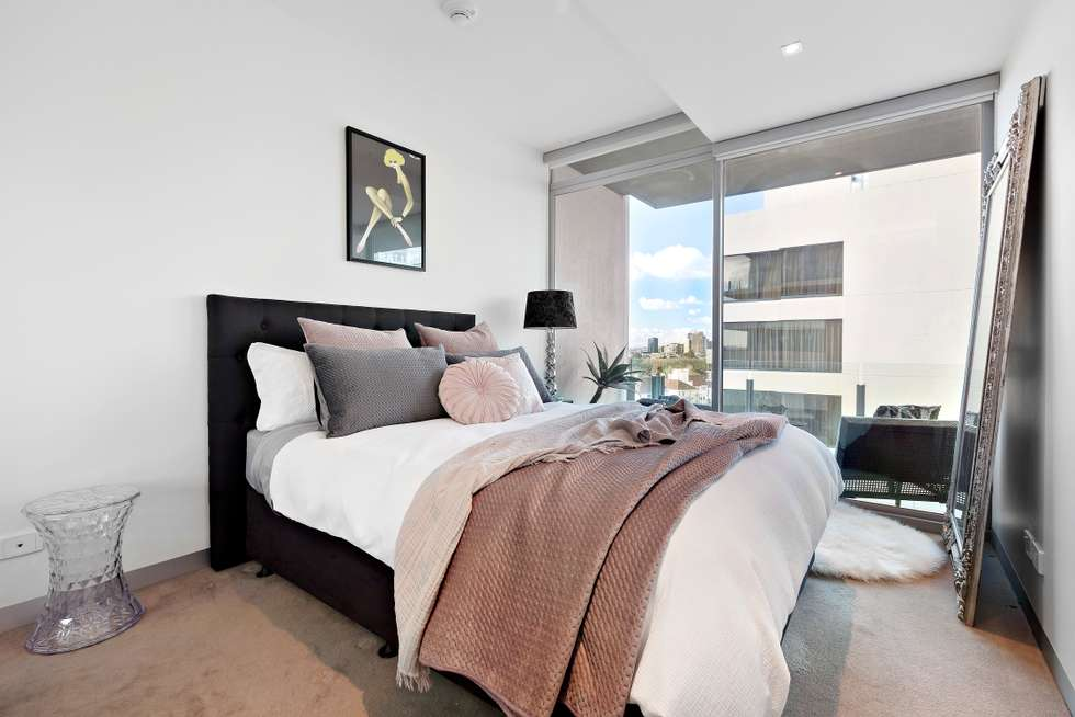 Fourth view of Homely apartment listing, 905/1 Roy Street, Melbourne VIC 3004