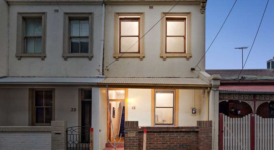 41 Elgin Street, Carlton VIC 3053
