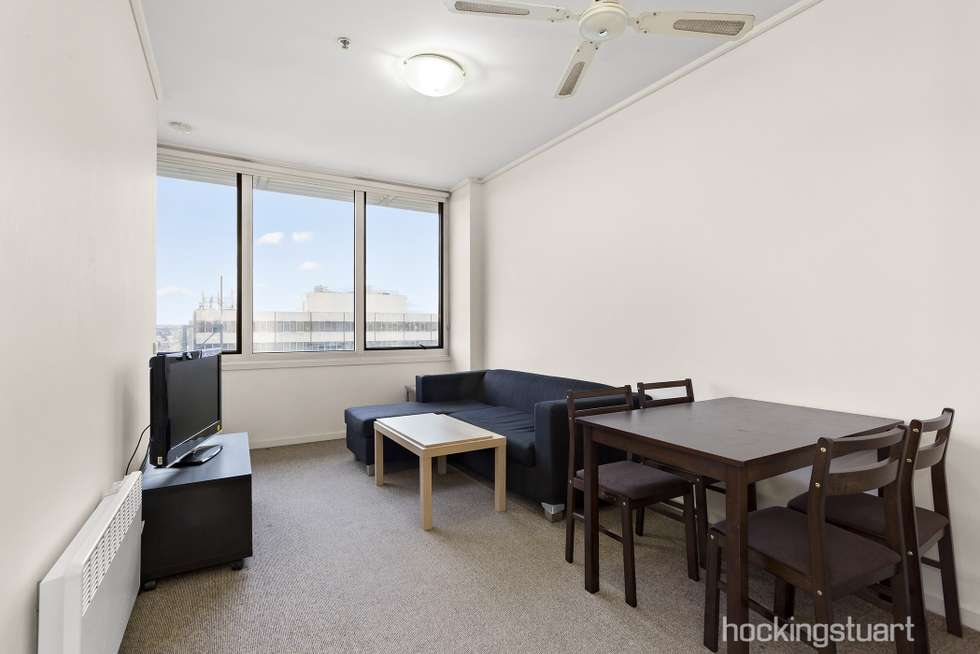 Second view of Homely apartment listing, 1904/570 Lygon Street, Carlton VIC 3053