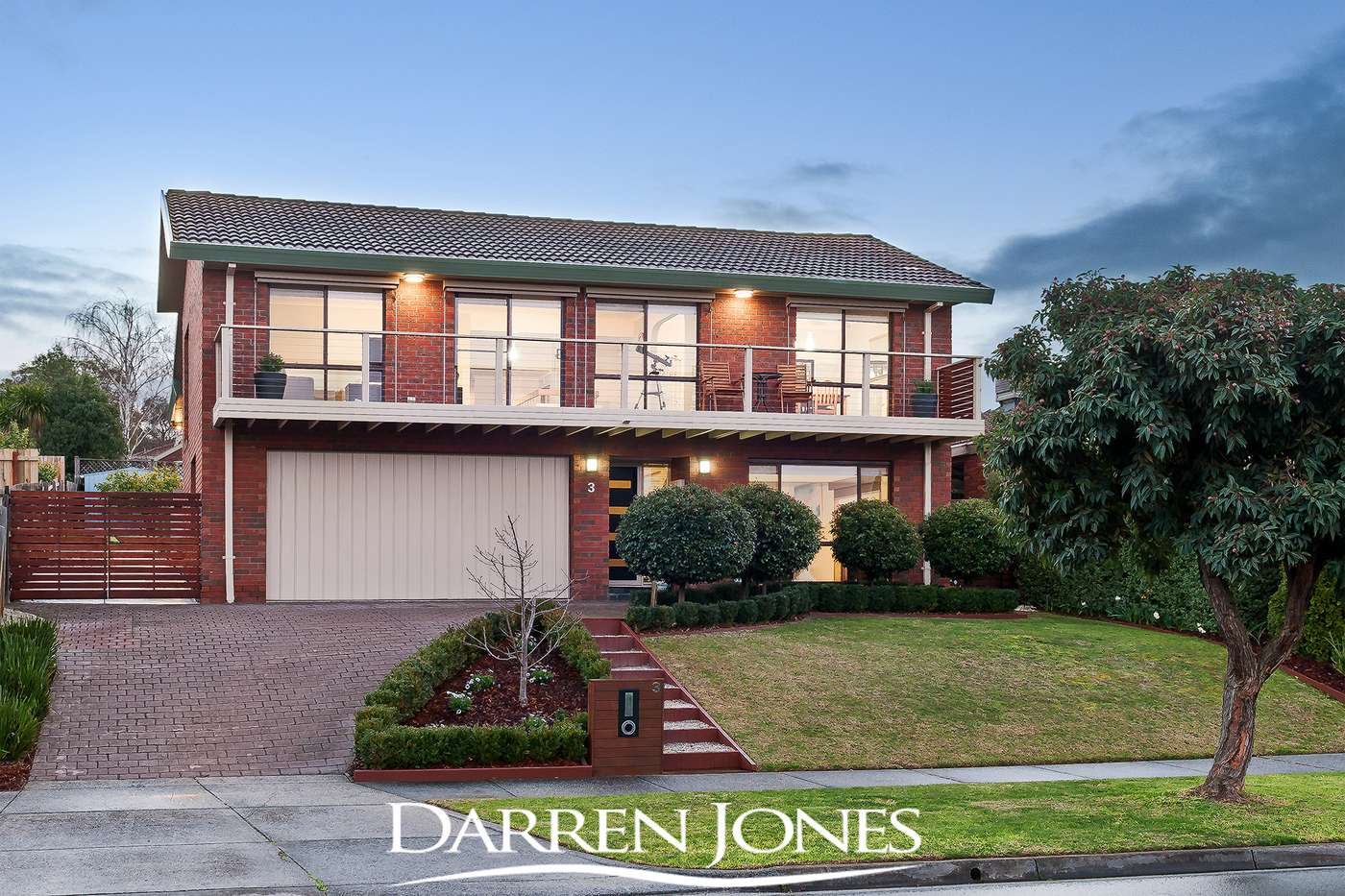 Main view of Homely house listing, 3 Larool Avenue, St Helena, VIC 3088