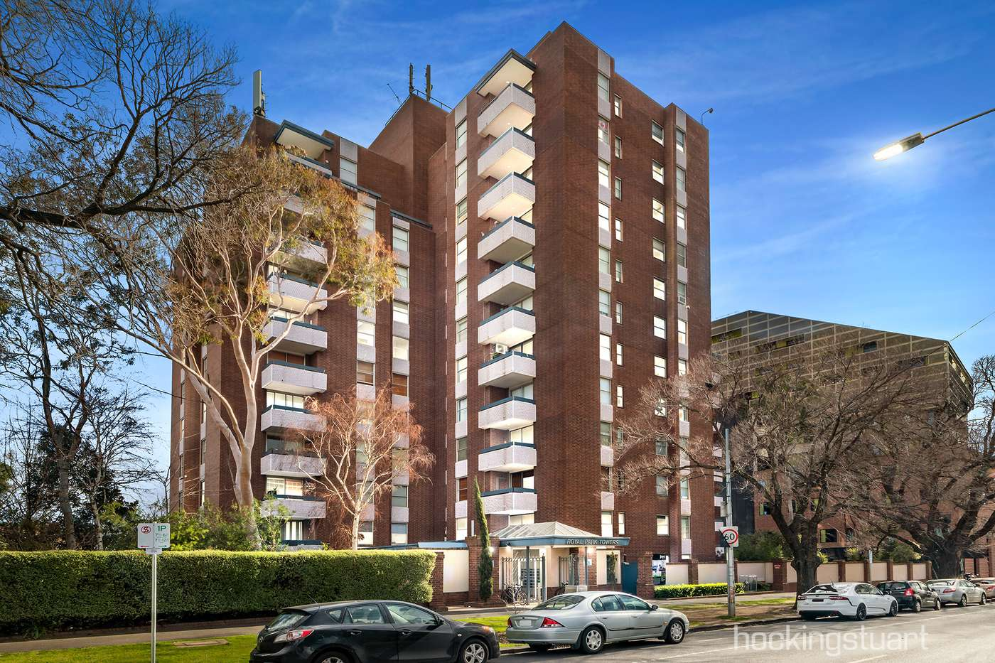 Main view of Homely studio listing, 117/171 Flemington Road, North Melbourne, VIC 3051
