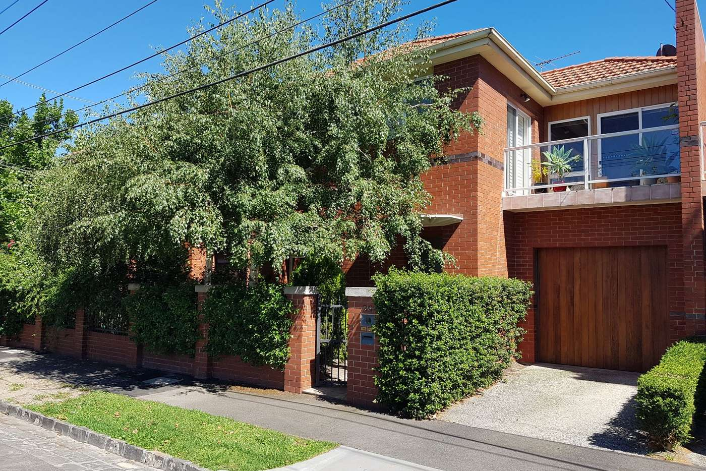 Main view of Homely townhouse listing, 28 Heaton Avenue, Elwood VIC 3184