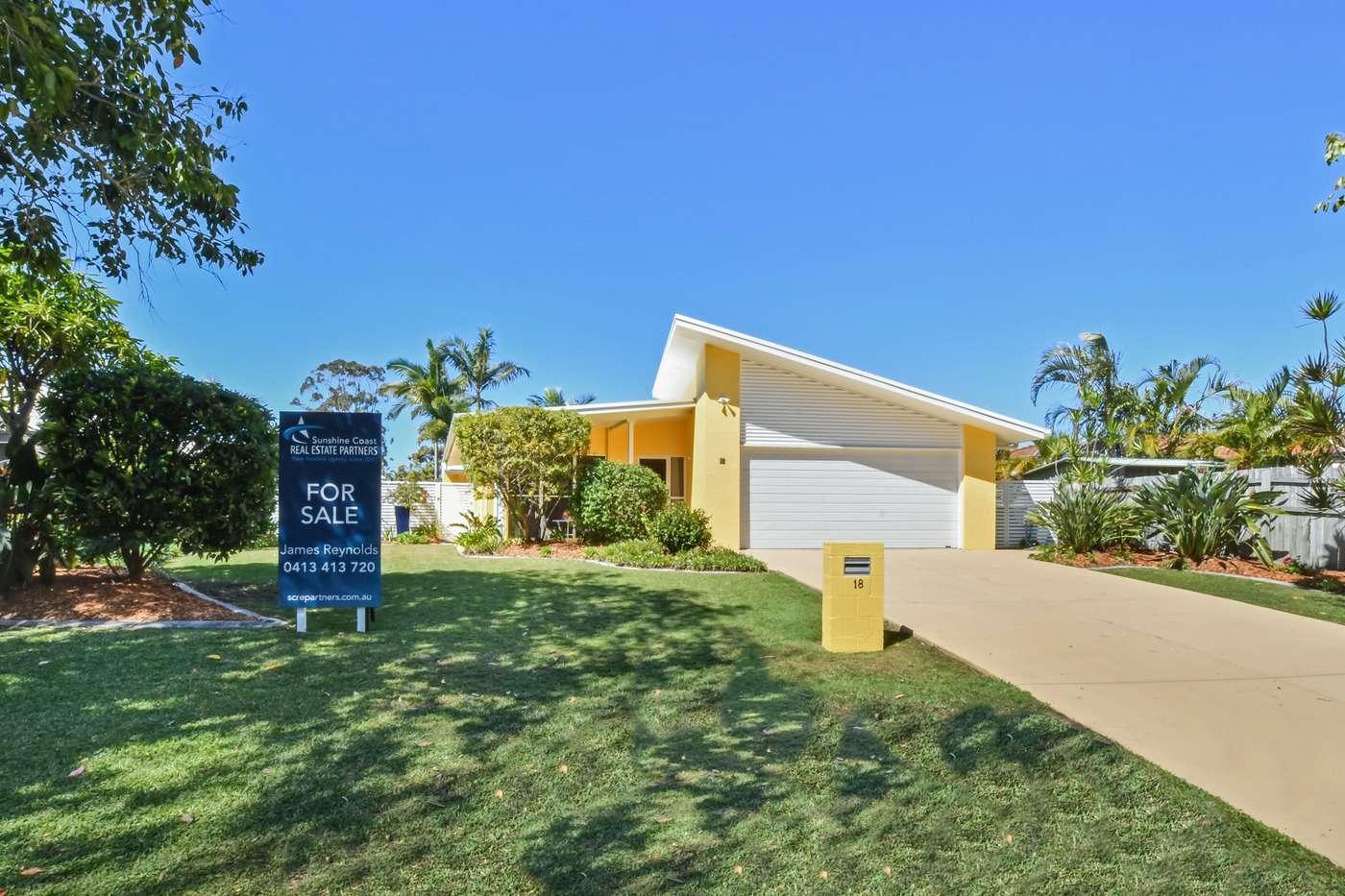 Main view of Homely house listing, 18 Sunjewel Boulevard, Currimundi, QLD 4551
