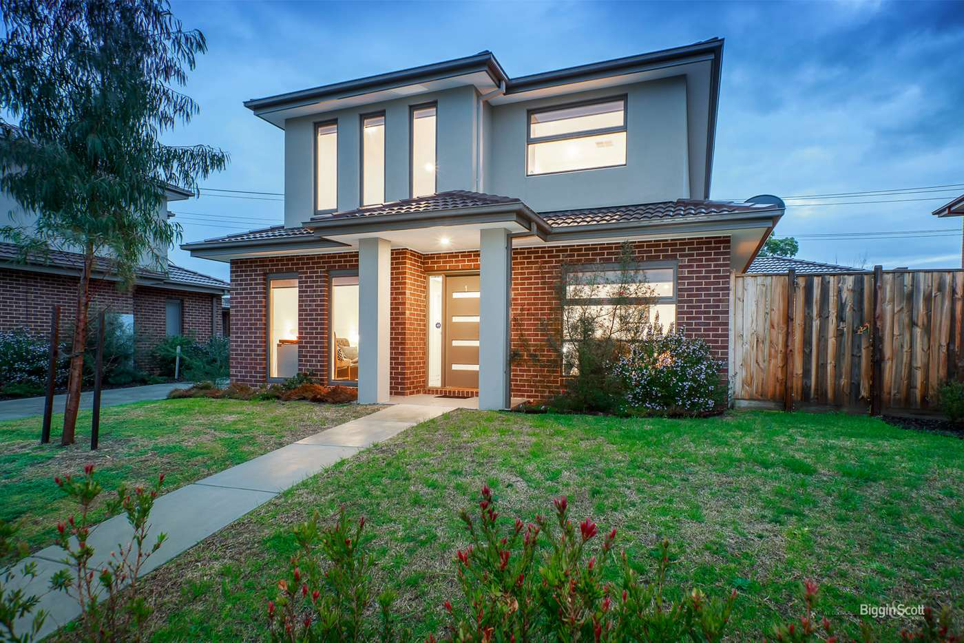 Main view of Homely house listing, 1/40 Lambourne Avenue, Rowville VIC 3178