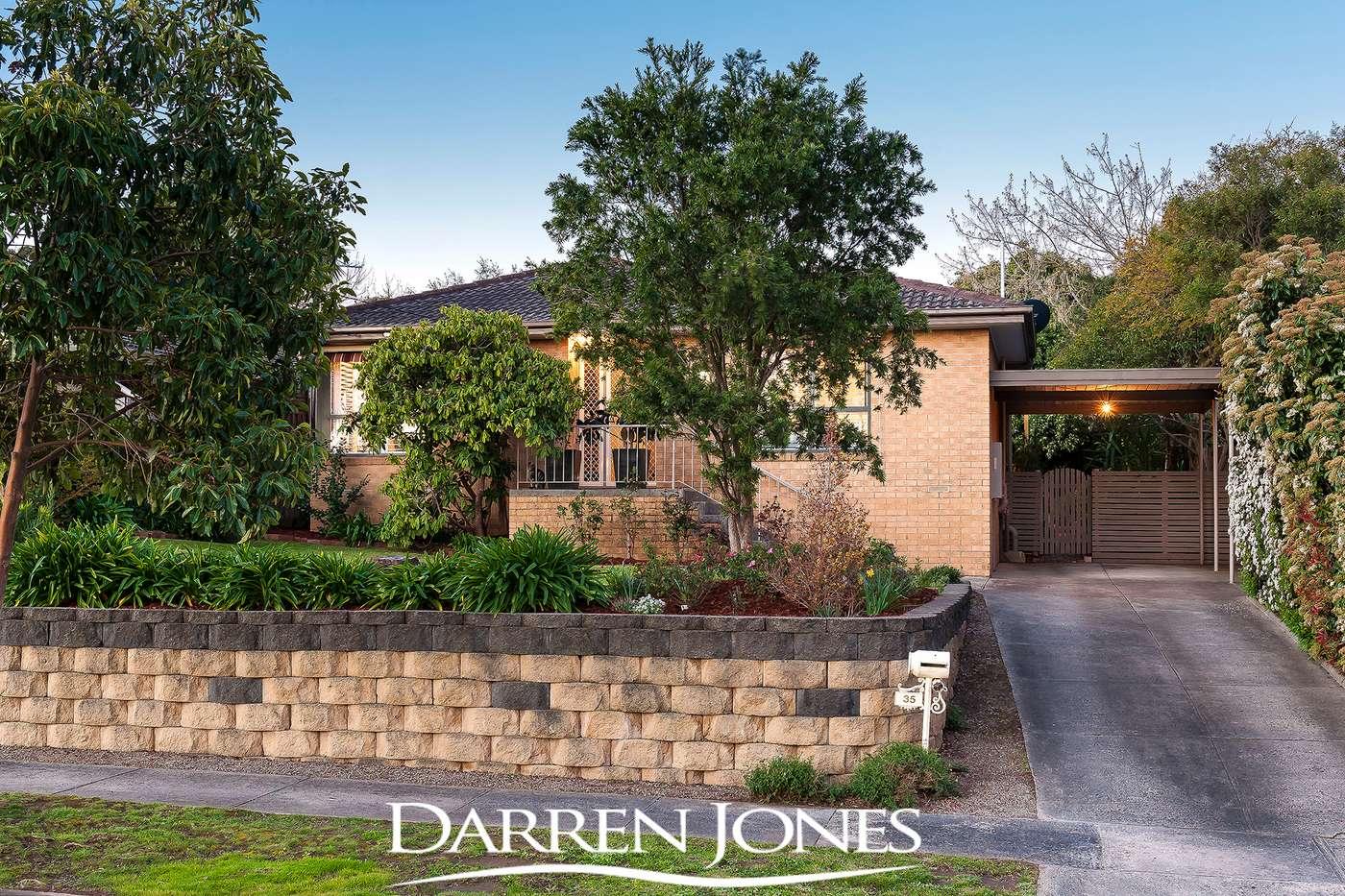 Main view of Homely house listing, 35 Narbethong Drive, Greensborough, VIC 3088