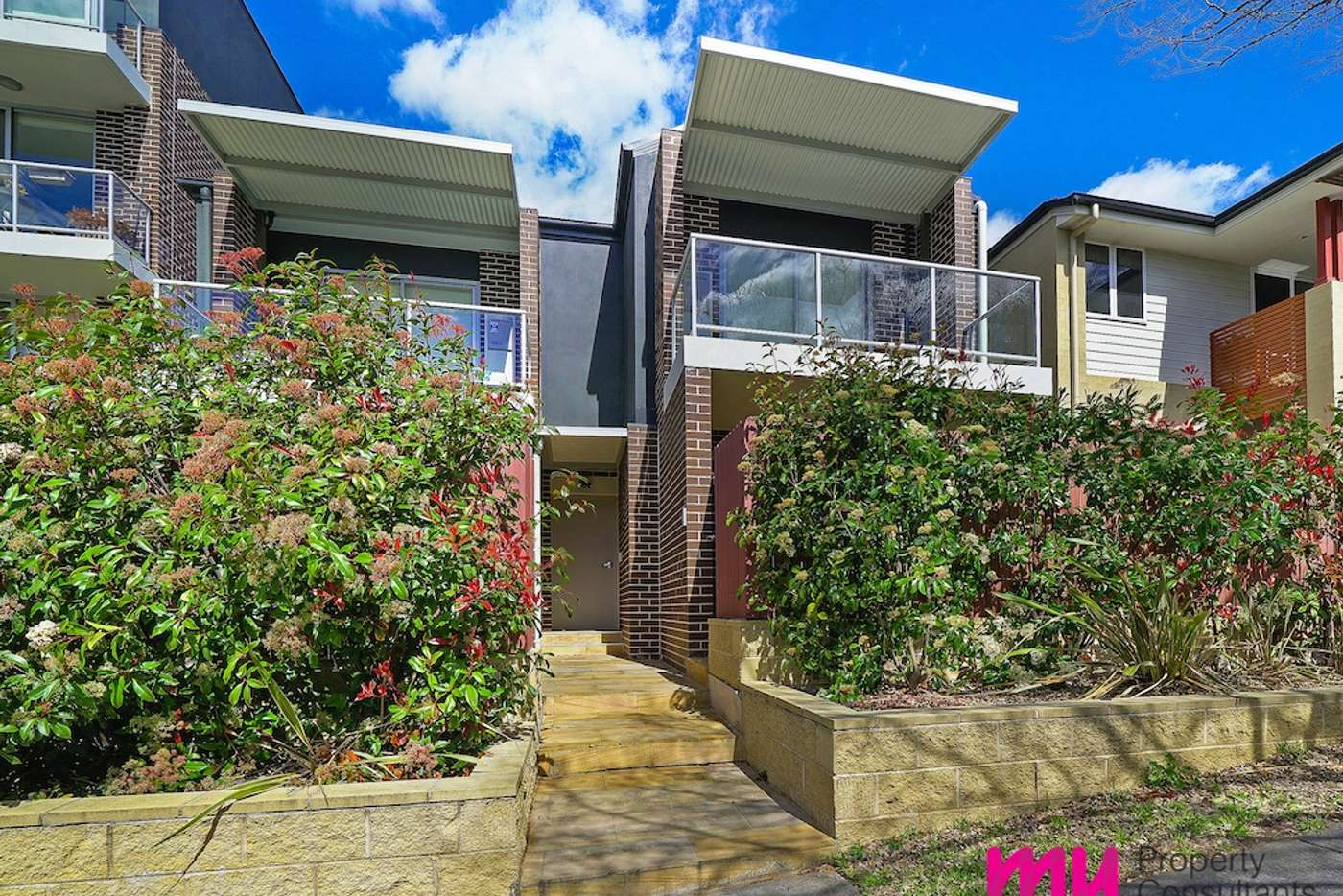 Main view of Homely unit listing, 32/15-17 Parc Guell Drive, Campbelltown NSW 2560