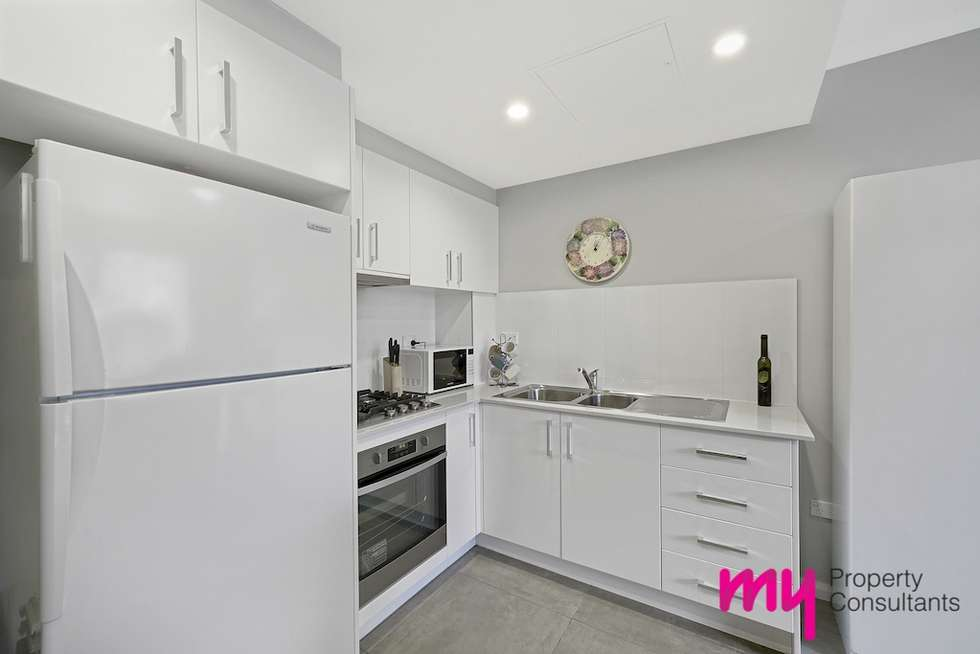 Third view of Homely unit listing, 32/15-17 Parc Guell Drive, Campbelltown NSW 2560