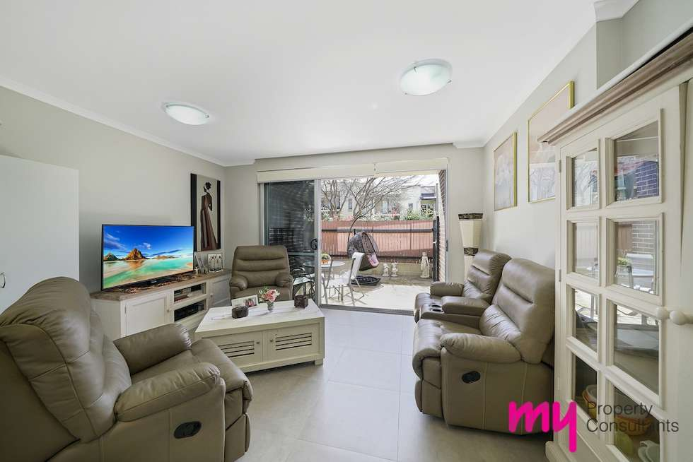 Fourth view of Homely unit listing, 32/15-17 Parc Guell Drive, Campbelltown NSW 2560