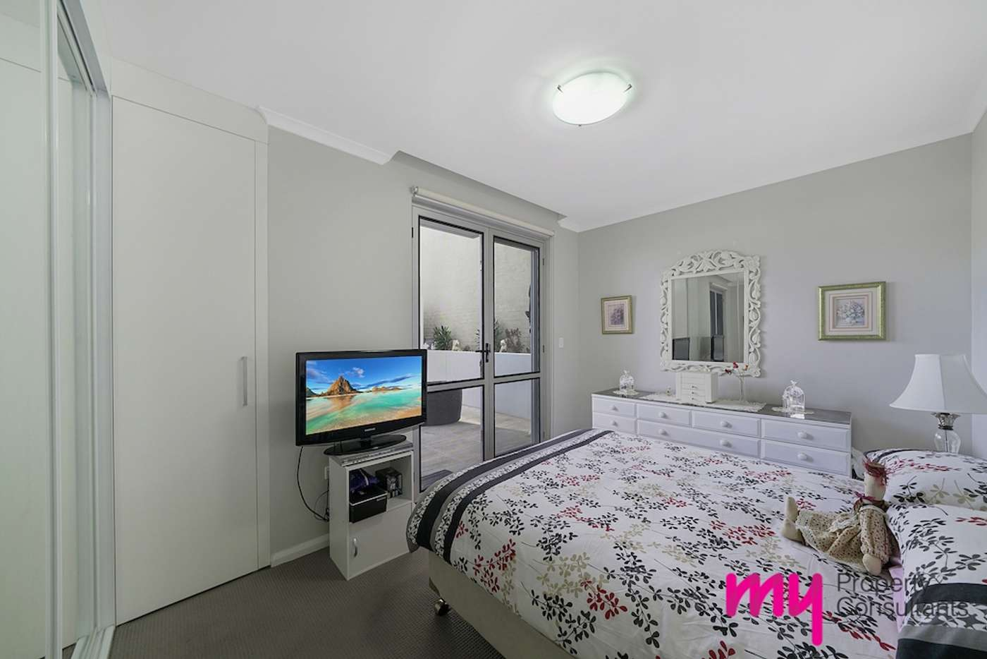 Fifth view of Homely unit listing, 32/15-17 Parc Guell Drive, Campbelltown NSW 2560