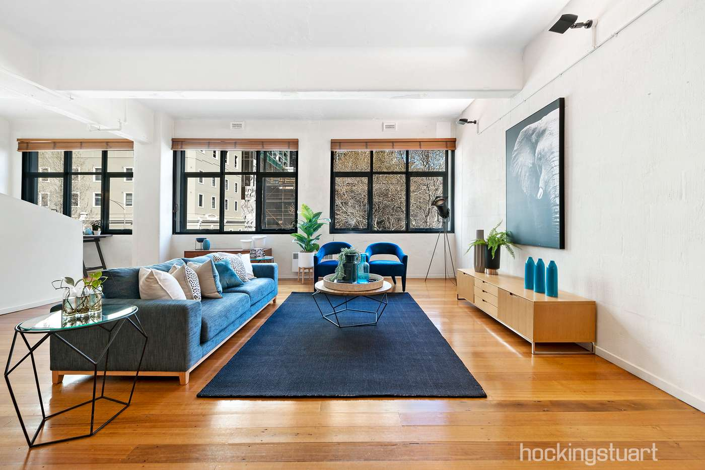 Main view of Homely apartment listing, 13/300 King Street, Melbourne, VIC 3000