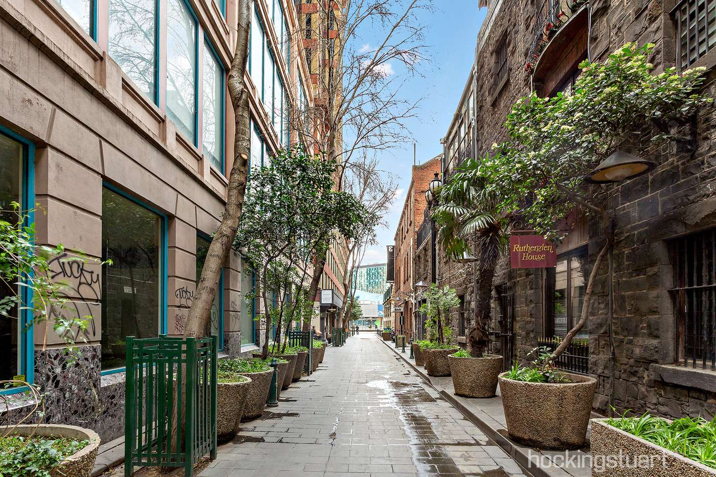 Main view of Homely apartment listing, 1628/474 Flinders Street, Melbourne, VIC 3000
