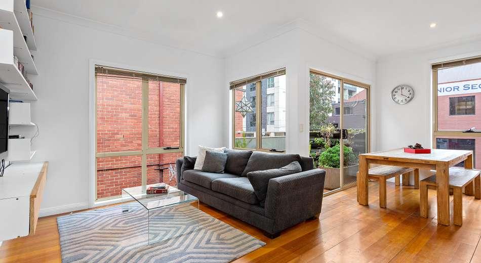 3/76 Jeffcott Street, West Melbourne VIC 3003