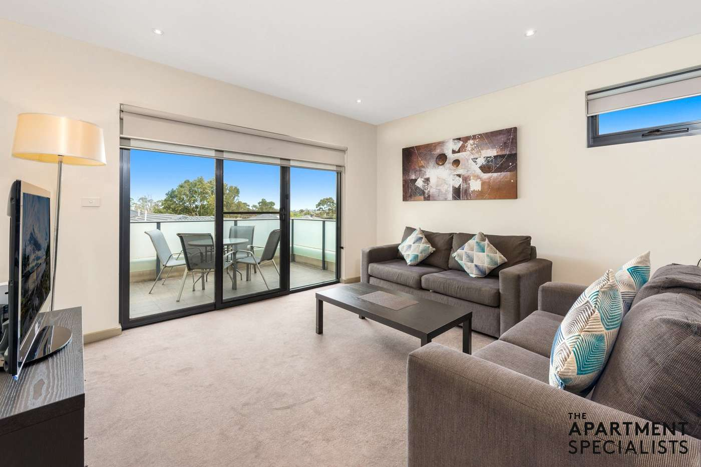 Main view of Homely apartment listing, 215/1 Frank Street, Glen Waverley, VIC 3150