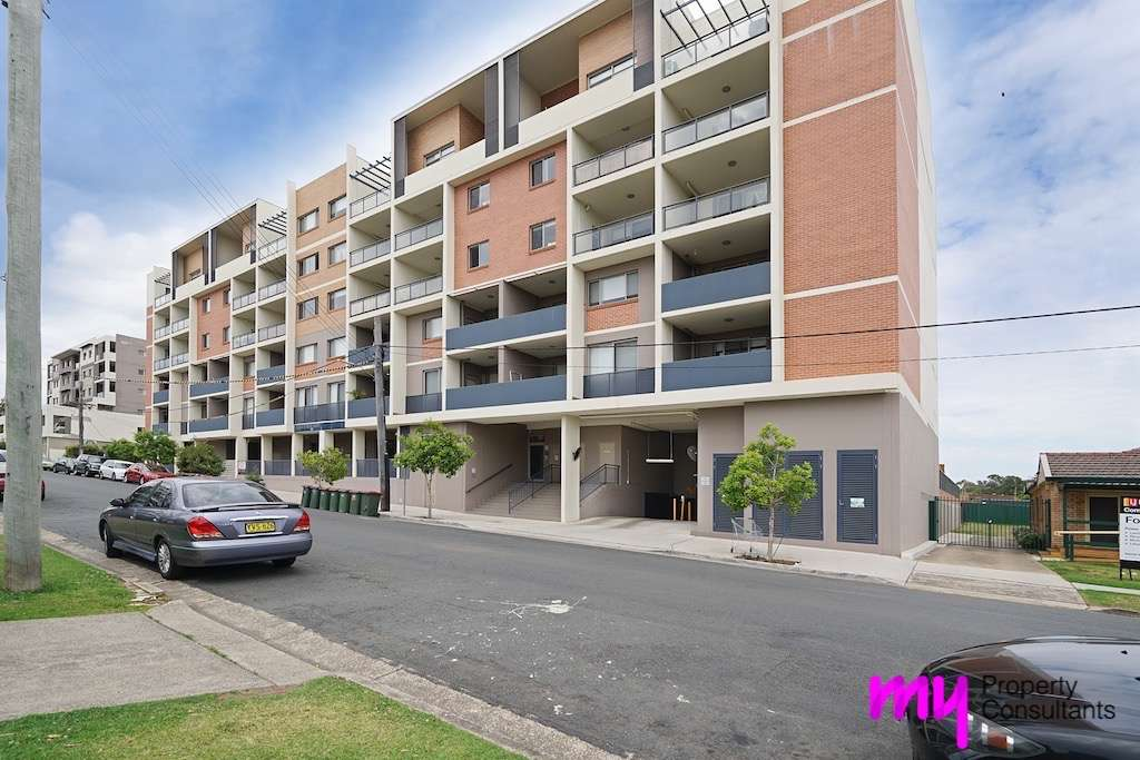 Main view of Homely apartment listing, 9/3-9 Warby Street, Campbelltown, NSW 2560