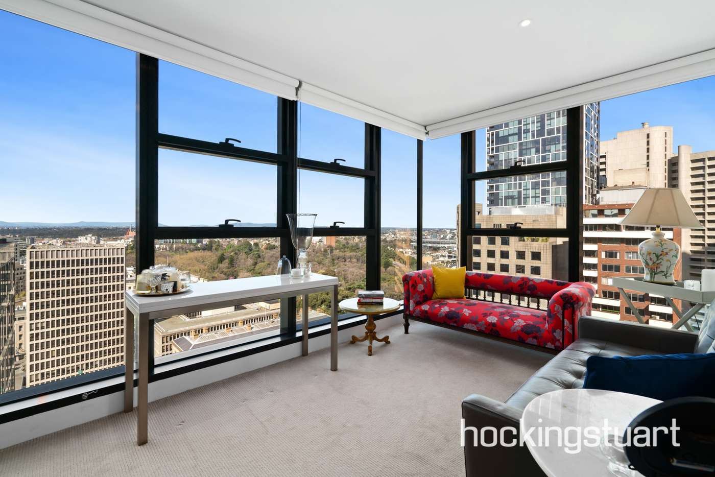 Main view of Homely apartment listing, 1807/27 Little Collins Street, Melbourne, VIC 3000