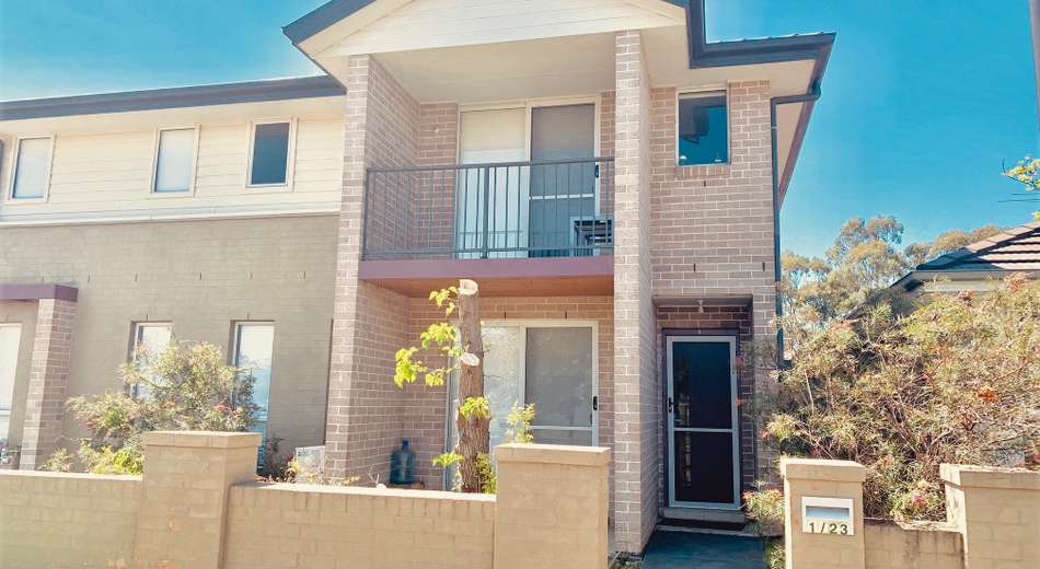 1/23 Fairchild Road, Campbelltown NSW 2560