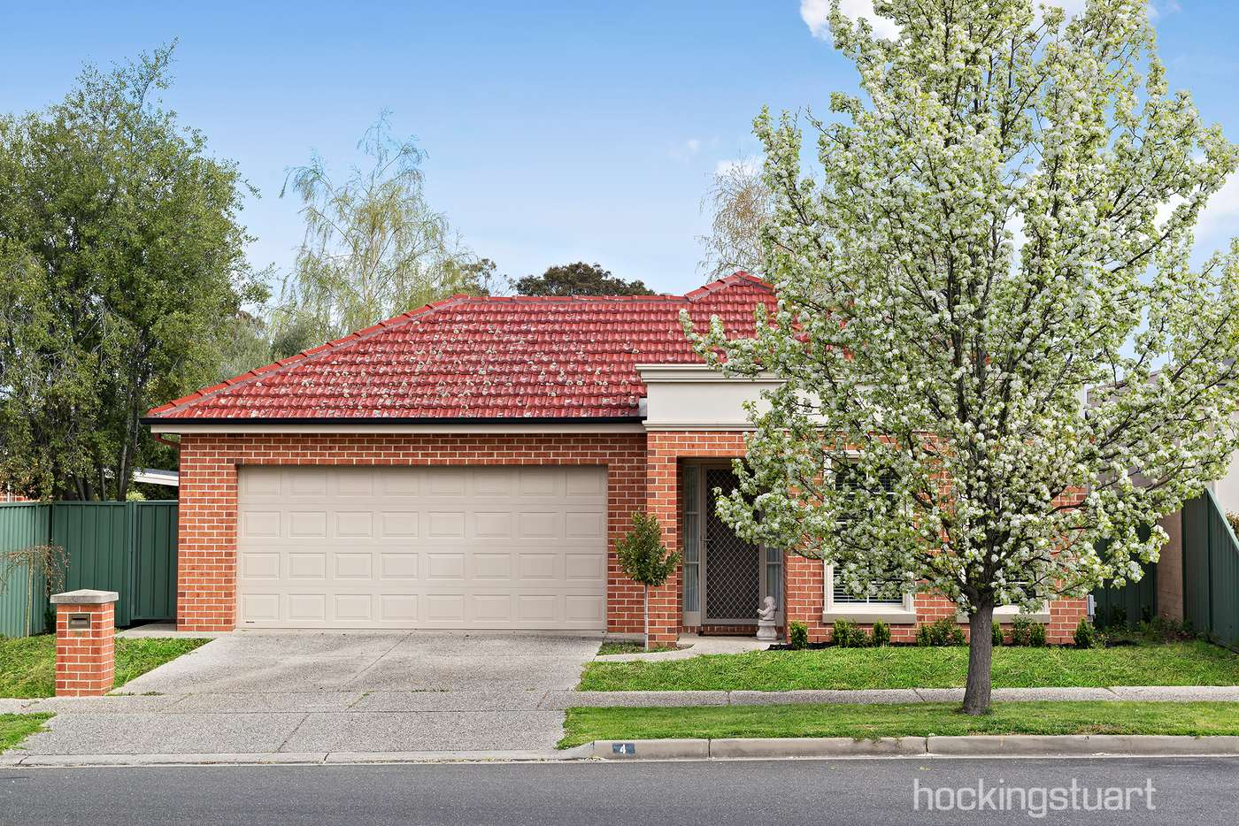 Main view of Homely house listing, 4 St Michaels Place, Lake Gardens VIC 3355