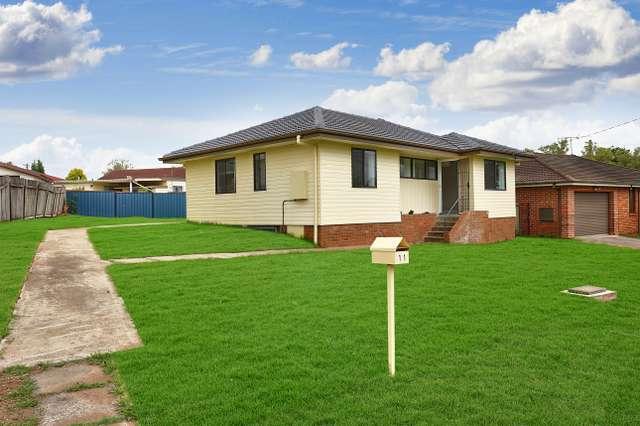 11 Benjamin Road, Mount Pritchard NSW 2170
