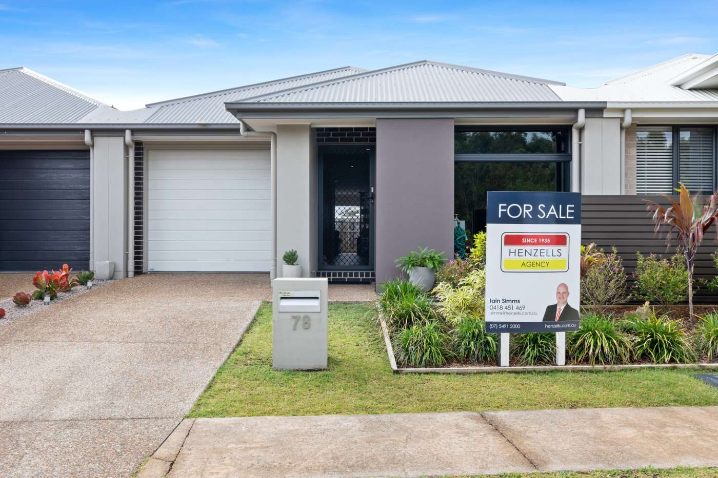 Main view of Homely house listing, 78 Amber Drive, Caloundra West, QLD 4551