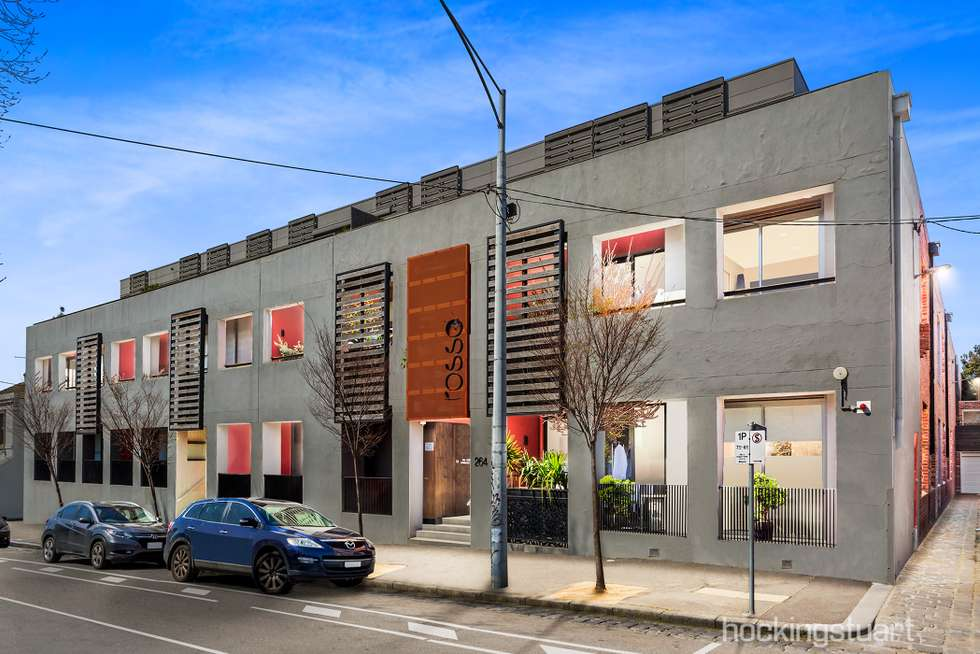 Second view of Homely apartment listing, 118/264 Drummond Street, Carlton VIC 3053
