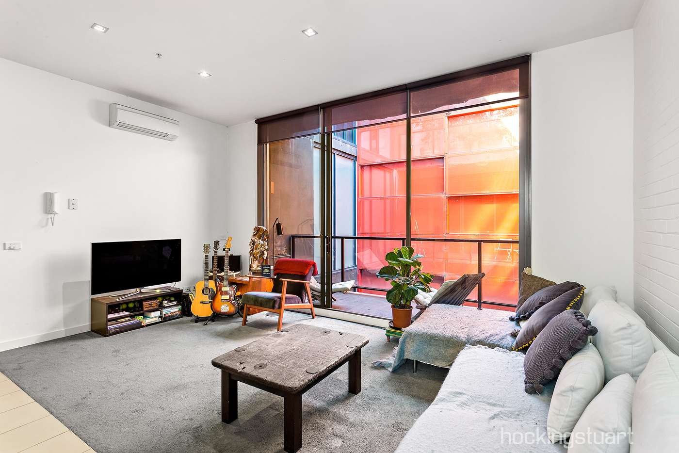 Fifth view of Homely apartment listing, 118/264 Drummond Street, Carlton VIC 3053