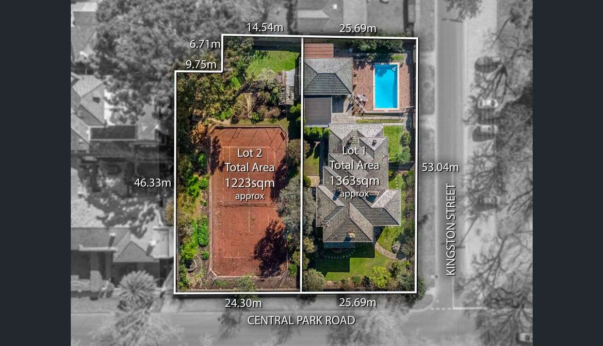 Main view of Homely house listing, 1 (Lot 2) Kingston Street, Malvern East, VIC 3145