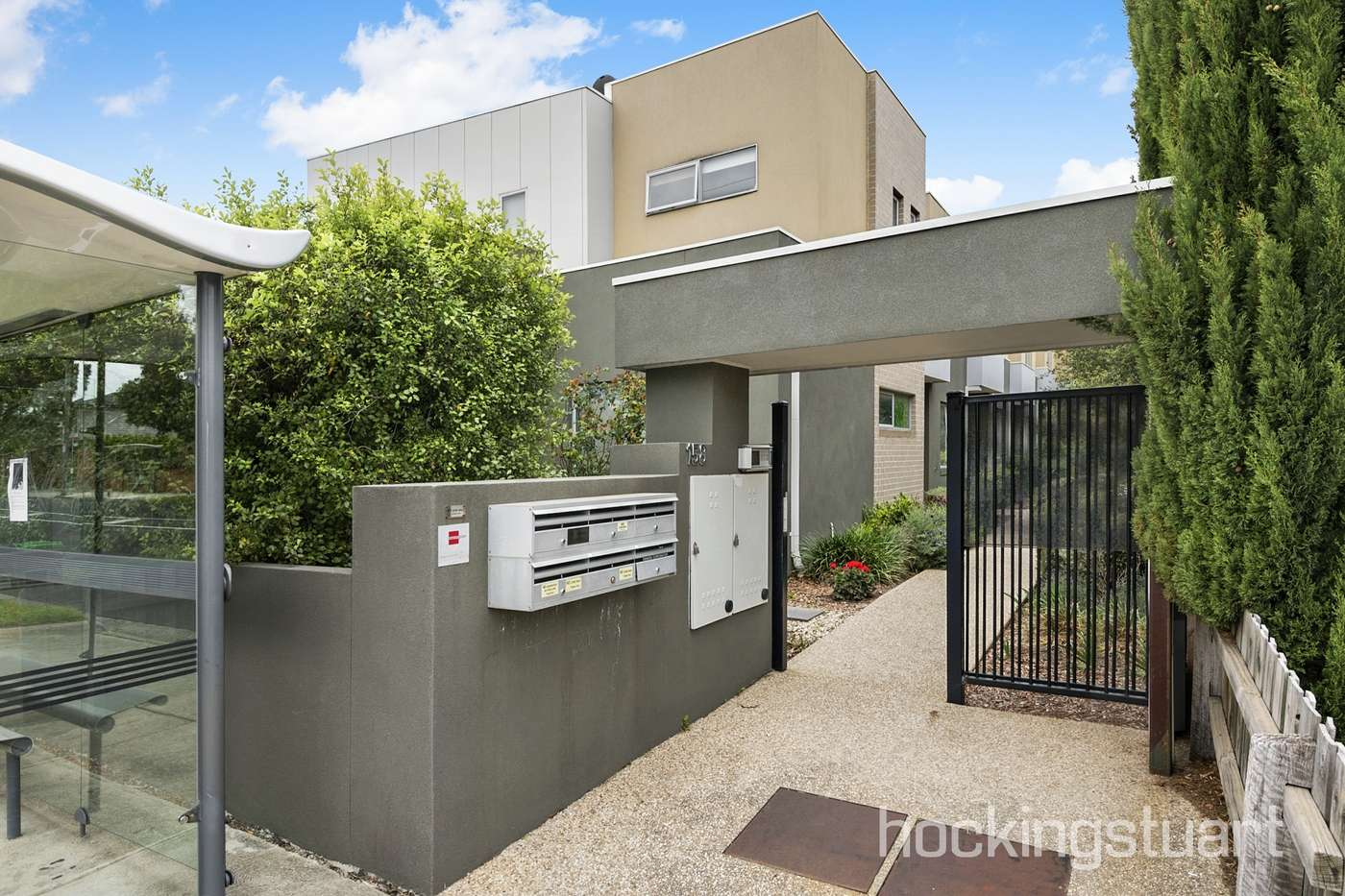 Main view of Homely townhouse listing, 2/158 Cumberland Road, Pascoe Vale, VIC 3044