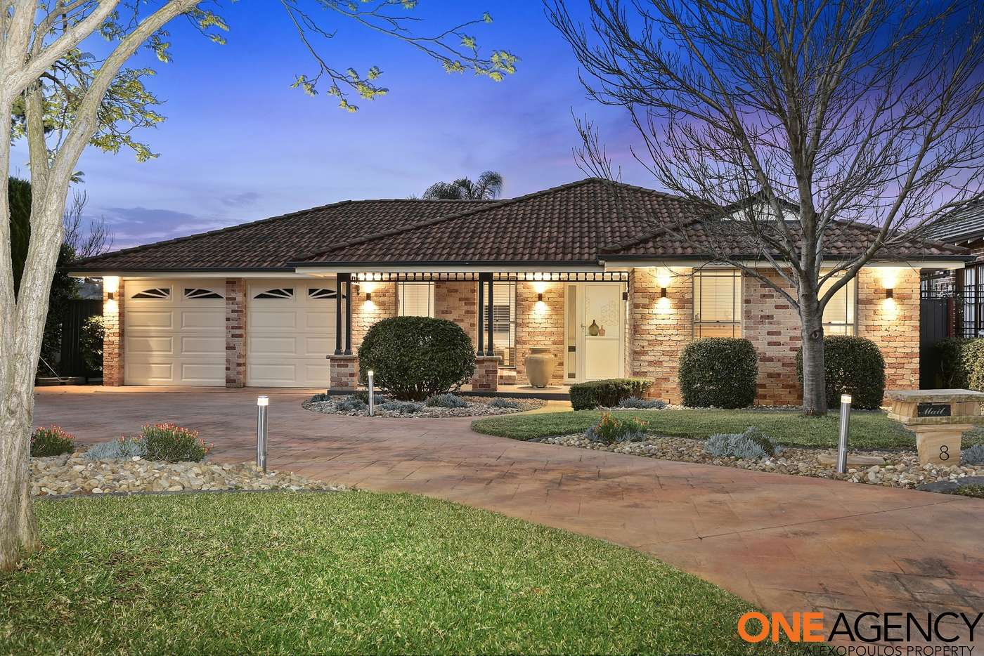 Main view of Homely house listing, 8 Nowland Place, Abbotsbury NSW 2176